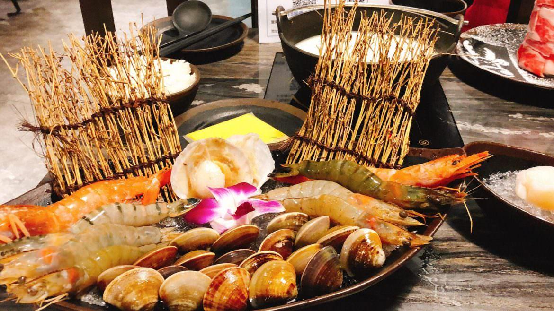 【新莊美食】涮霸火鍋 6種獨家湯頭  4種雙人套餐 |新莊火鍋|宵夜
