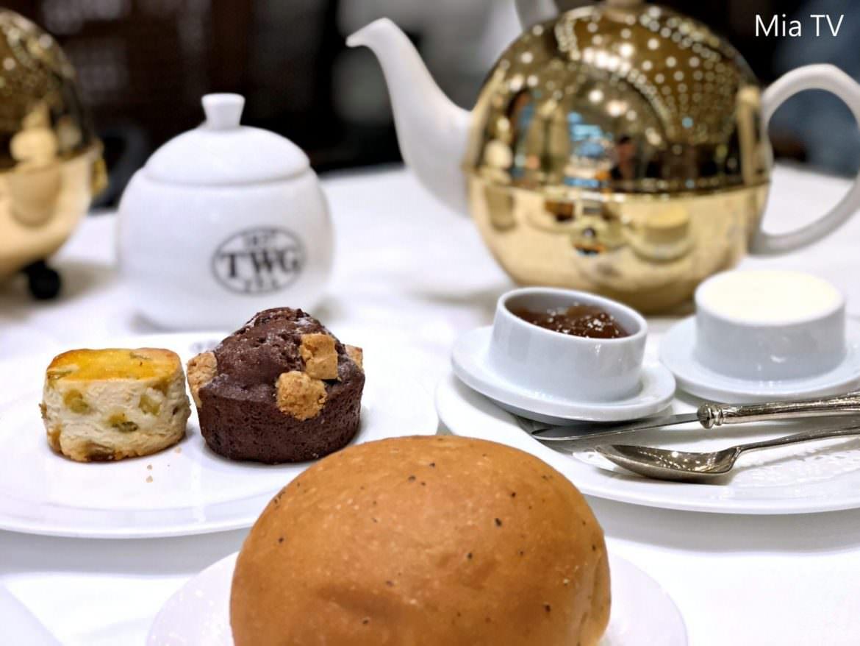 【台北101美食】TWG Tea下午茶推薦